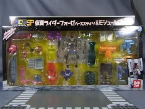FMCS SP 仮面ライダーフォーゼ ベースステイツ(クリア) 1001
