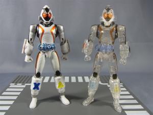 FMCS SP 仮面ライダーフォーゼ ベースステイツ(クリア) 1014