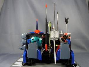 超合金魂 GX-61 最強ロボ ダイオージャ 00 パッケージ&スタンド 1005