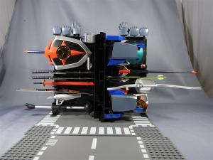 超合金魂 GX-61 最強ロボ ダイオージャ 00 パッケージ&スタンド 1007