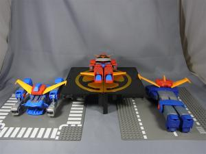 超合金魂 GX-61 最強ロボ ダイオージャ 04 トランスプレイ 1017