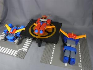 超合金魂 GX-61 最強ロボ ダイオージャ 04 トランスプレイ 1018