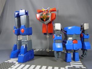 超合金魂 GX-61 最強ロボ ダイオージャ 05 クロス トライアングル! 1021