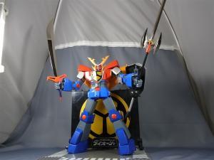 超合金魂 GX-61 最強ロボ ダイオージャ 07 ダイオージャ・ アクション 1028