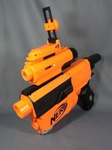 ナーフ N-ストライク ギアアップ リーコン CS-6 1024