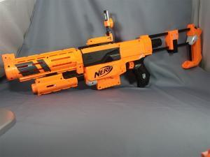 ナーフ N-ストライク ギアアップ リーコン CS-6 1030