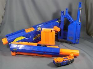 Nerf N-Strike Longstrike CS-6 Dart Blaster 1009
