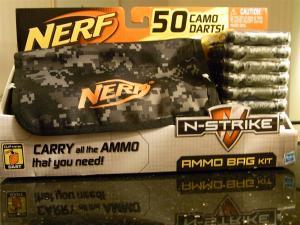 ナーフ N-ストライク Ammo Bag Kit 1001