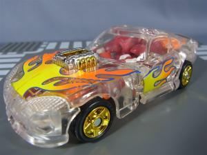限定 カーロボ三兄弟 クリアスーパースピードブレーカー001