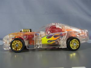 限定 カーロボ三兄弟 クリアスーパースピードブレーカー003