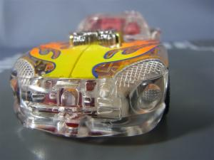 限定 カーロボ三兄弟 クリアスーパースピードブレーカー005