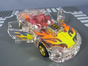 限定 カーロボ三兄弟 クリアスーパースピードブレーカー006