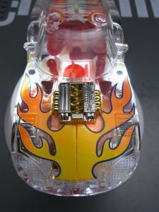 限定 カーロボ三兄弟 クリアスーパースピードブレーカー008