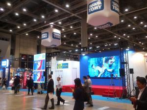 東京おもちゃショー2012 業者日 タカラトミー002