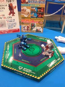 東京おもちゃショー2012 業者日 タカラトミー013