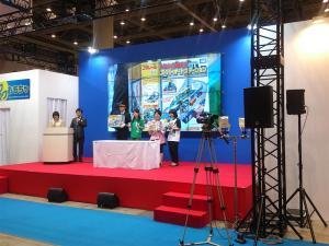 東京おもちゃショー2012 業者日 タカラトミー041