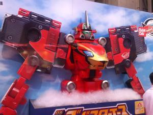 東京おもちゃショー2012 業者日 バンダイ002