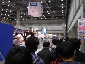 東京おもちゃショー2012 一般日 タカラトミーブース001