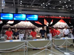 東京おもちゃショー2012 一般日 タカラトミーブース002