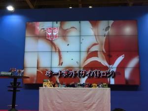 東京おもちゃショー2012 トランスフォーマーイベント004