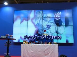 東京おもちゃショー2012 トランスフォーマーイベント005