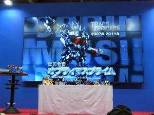 東京おもちゃショー2012 トランスフォーマーイベント008