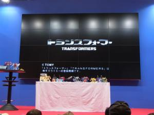 東京おもちゃショー2012 トランスフォーマーイベント012