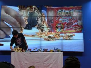 東京おもちゃショー2012 トランスフォーマーイベント019