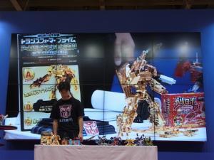 東京おもちゃショー2012 トランスフォーマーイベント020