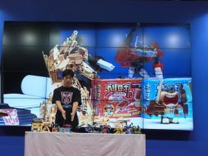 東京おもちゃショー2012 トランスフォーマーイベント022