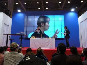 東京おもちゃショー2012 トランスフォーマーイベント023