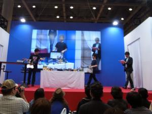 東京おもちゃショー2012 トランスフォーマーイベント024