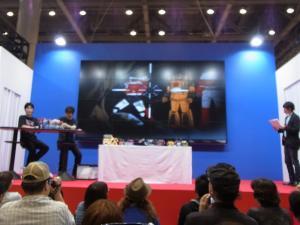 東京おもちゃショー2012 トランスフォーマーイベント026