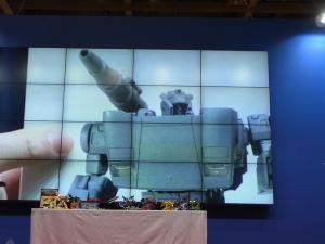 東京おもちゃショー2012 トランスフォーマーイベント043