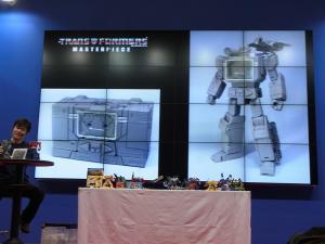 東京おもちゃショー2012 トランスフォーマーイベント050