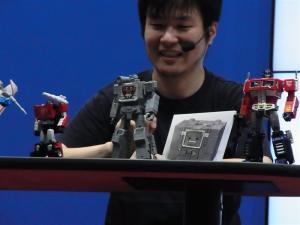 東京おもちゃショー2012 トランスフォーマーイベント051