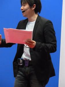 東京おもちゃショー2012 トランスフォーマーイベント057