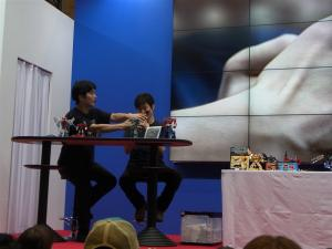 東京おもちゃショー2012 トランスフォーマーイベント063