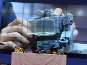 東京おもちゃショー2012 トランスフォーマーイベント071