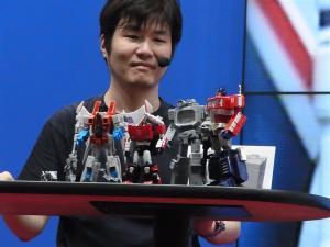 東京おもちゃショー2012 トランスフォーマーイベント073