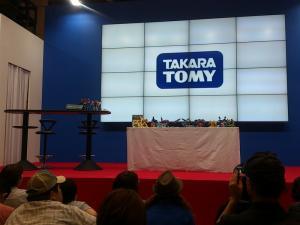 東京おもちゃショー2012 トランスフォーマーイベント02001