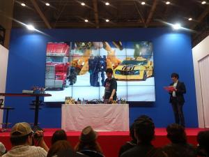 東京おもちゃショー2012 トランスフォーマーイベント02002