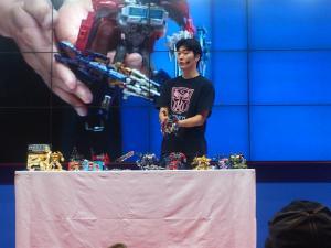 東京おもちゃショー2012 トランスフォーマーイベント02003