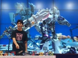 東京おもちゃショー2012 トランスフォーマーイベント02005