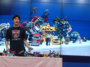 東京おもちゃショー2012 トランスフォーマーイベント02007