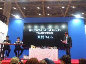 東京おもちゃショー2012 トランスフォーマーイベント02014