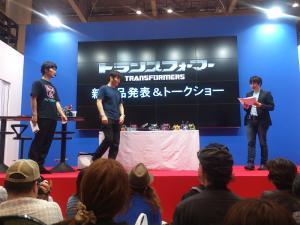 東京おもちゃショー2012 トランスフォーマーイベント02015