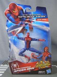 THE AMAZING SPIDER-MAN 3.75 ULTRA-POSEABLE SPIDER-MAN001