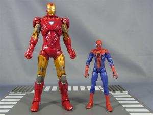 THE AMAZING SPIDER-MAN 3.75 ULTRA-POSEABLE SPIDER-MAN010