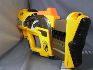 NERF N-STRIKE FIREFLY REV-8 YELLOW005